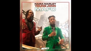 Gambar cover Naira Marley x Young Jonn – Mafo (Official Audio) | Afro Hits