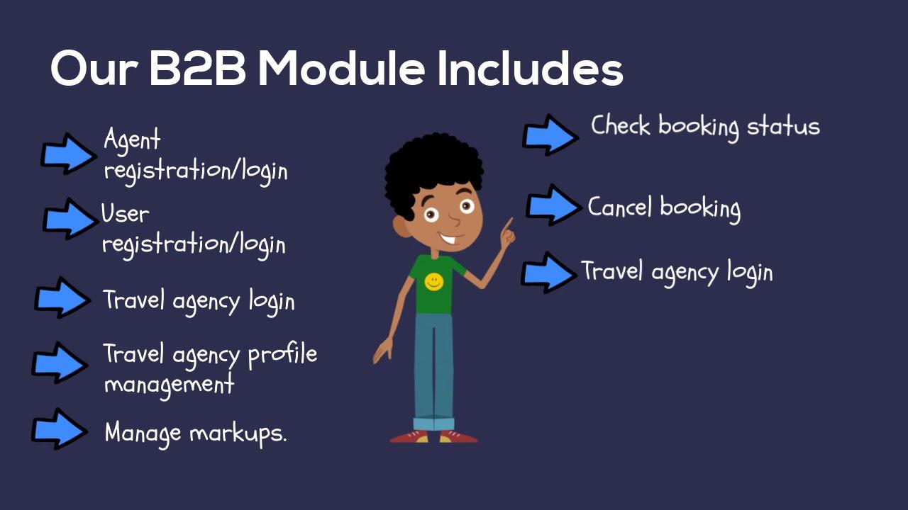 B2B travel portal development|B2B travel portal|Travel b2b