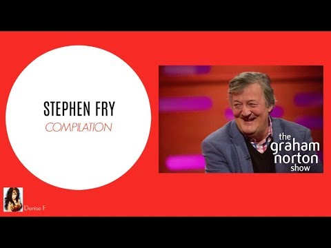 Stephen Fry on Graham Norton