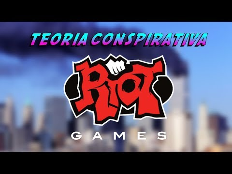 TEORÍA CONSPIRATIVA DE LEAGUE OF LEGENDS thumbnail