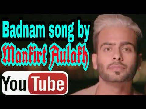 Badnam Song By Mankirt Aulakh DJ Flow 2017   panjabi Song   18vi, Ch Munda Badnam Ho Gaya