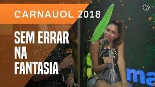 MARINA MORENA - DÁ PRA REPETIR FANTASIA NO CARNAVAL? - CAMAROTE CARNAUOL RJ/N1