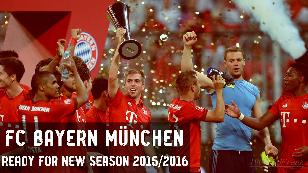 fc bayern m nchen ready for new season 2015 2016 season preview hd youtube. Black Bedroom Furniture Sets. Home Design Ideas