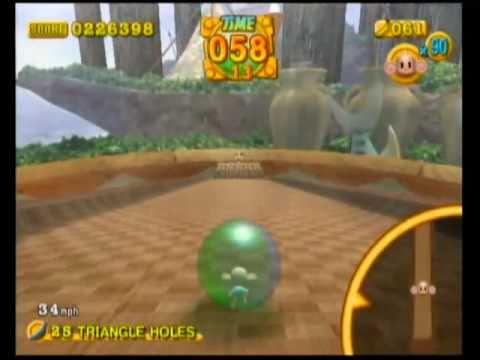 Super Monkey Ball 2 - Advanced