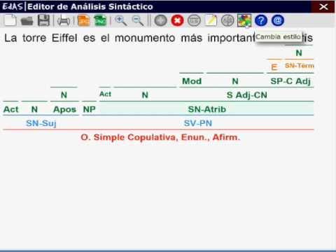 Vídeo Análisis Sintáctico oración de relativo con nexo queиз YouTube · Длительность: 7 мин20 с