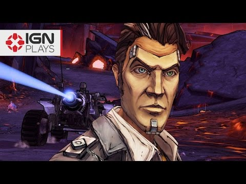 Handsome Jack Answers Your Questions... Handsomely  IGN Plays