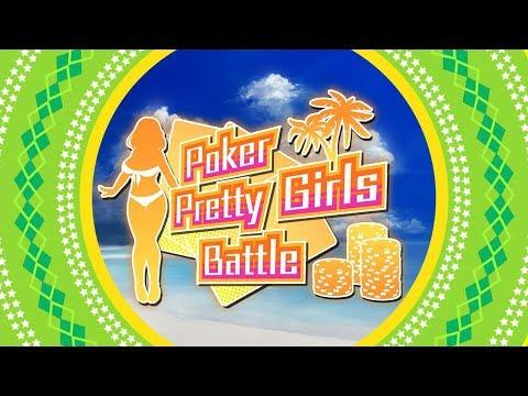 Poker Pretty Girls Battle: Texas Hold'em - Tera [Part 3] |