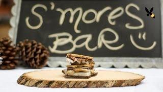S'mores Bar Party - Honeysucklecatering