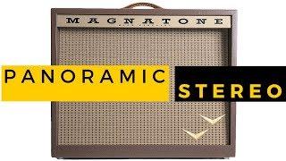 Magnatone Panoramic Stereo Demo