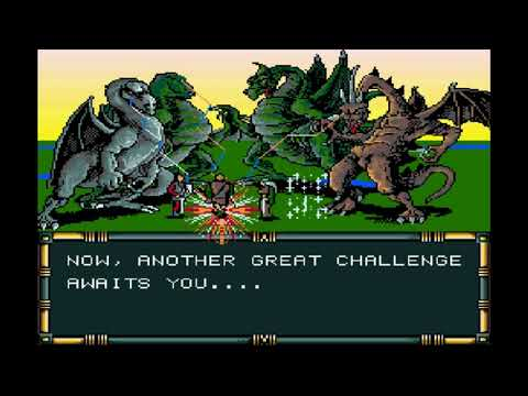 Drakkhen (SNES) Ending - Playcation Vacation Day #19 on Game Gods |