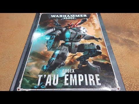 8th edition Codex Tau Empire