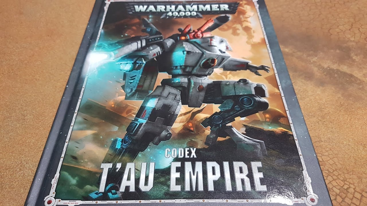 Tau Codex 7th Edition Pdf