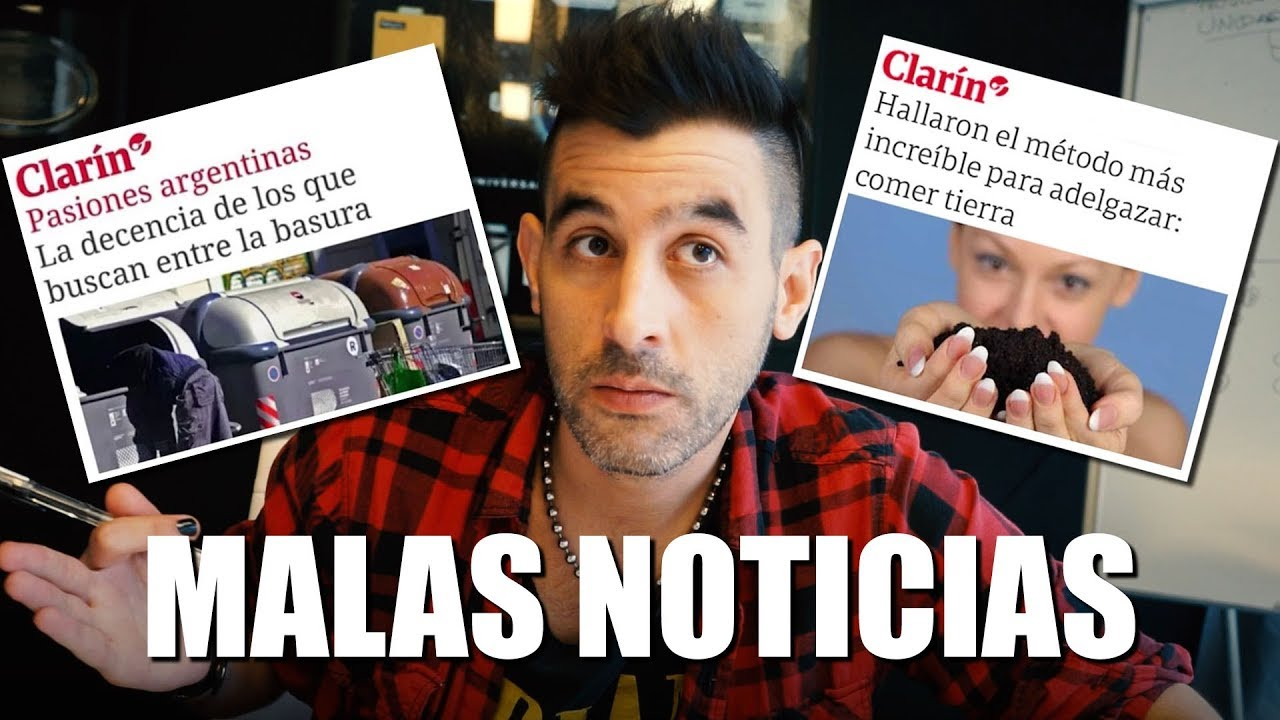 Cómo lidiar con malas noticias [VIDEO ORIGINAL] | SKETCH