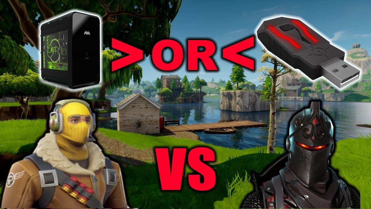 Xim Apex Vs PC Players (Which Is Better?) - Fortnite