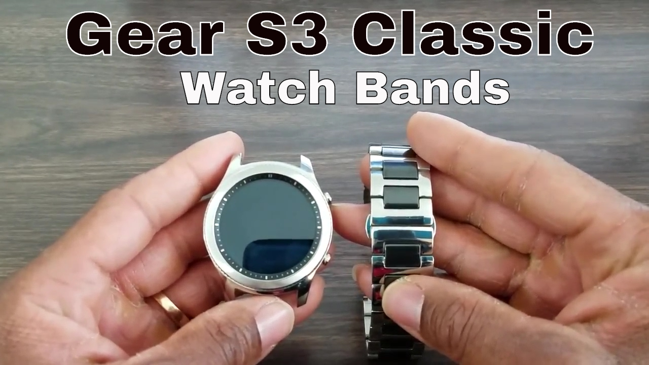 Watchband Gears3 Smarch