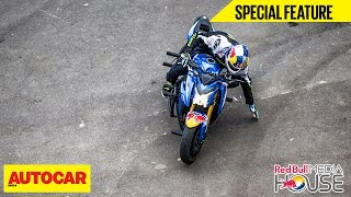 Aras Gibieza Hits Hyderabad | Special Feature | Red Bull Media House | Autocar India