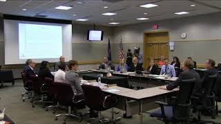 Michigan State Board of Education Meeting for October 10, 2017