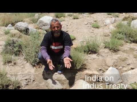Indus Waters Treaty - Dramatically resolved by Aamodini Arya