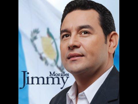 Jimmy Morales advierte a Estados Unidos que no quiere una guerra