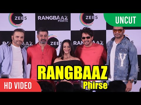 Download Rangbaaz Phirse Official Trailer Launch |  Jimmy Sheirgill, Gul Panag, Sharad Kelkar, Sushant Singh