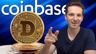 DogeCoin On Coinbase | The Price Will Skyrocket 🚀