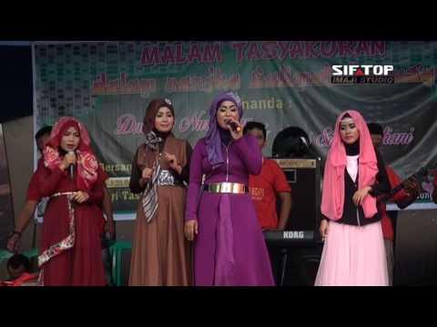 Rahasia Cantik Menawan - Qasidah Modern | KHARISMA BUDAYA | Kubang Bungur 10 April 2017