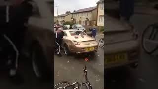 NONCE CARS DESTROYED - PAEDO CAR REKT