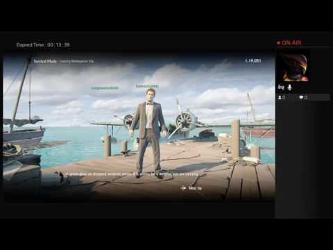 Uncharted 4 online survival s1 ep1