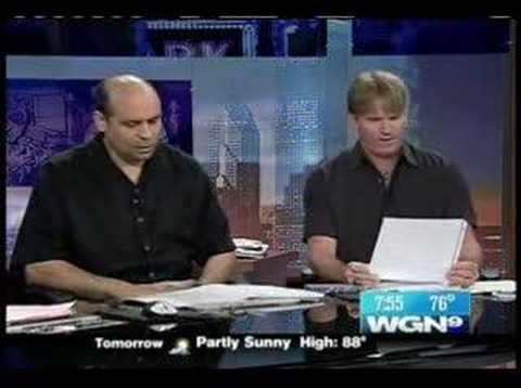 Bud Light Real Men of Genius on WGN Morning News