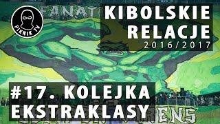 KIBOLSKIE RELACJE | 17. kolejka ekstraklasy (2016-2017) | PiknikTV