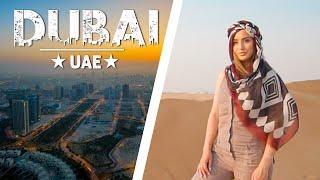THE DUBAI DREAM | GoPro HERO 8 | Travel VLOG | 4K