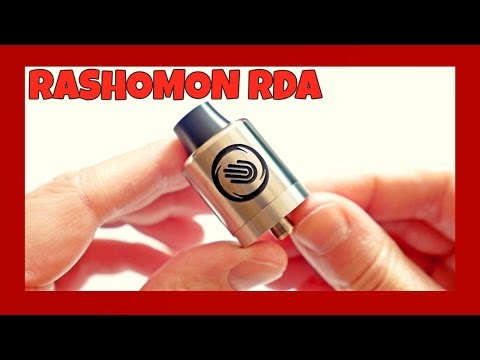 The Kennedy Killer! Rashomon RDA By Hop N Vape! Giveaway!