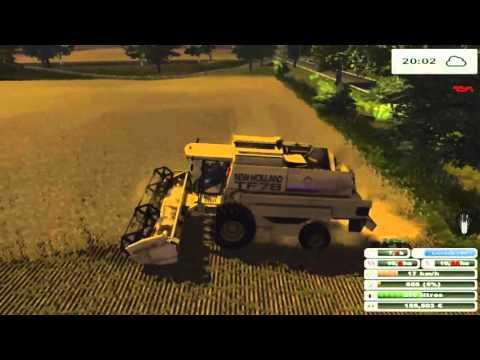 #7 Carrière suivie sur Big Polish Farm! | Bigs moisson avec Simon