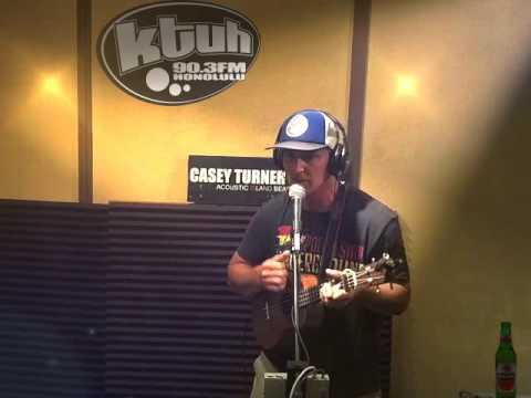 Casey Turner on KTUH 90.3 FM Monday Night Live