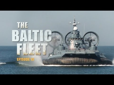 The Baltic Fleet (E10): Parachuting, underwater de-mining &