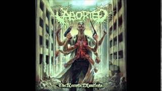 ABORTED (ARISE  SEPULTURA COVER)