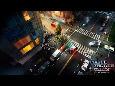 Police Tactics:Imperio Gameplay Part 1-Gonna catch them all |