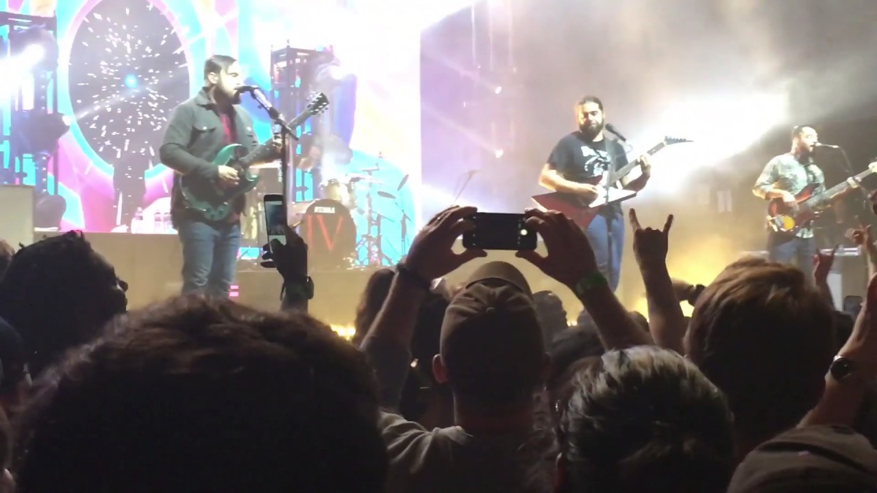 coheed and cambria the suffering live 4 26 17 house of blues dallas tx youtube. Black Bedroom Furniture Sets. Home Design Ideas