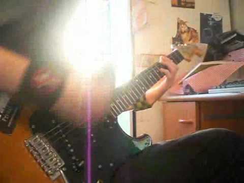 Strapping Young Lad - Aftermath on guitar. mp3