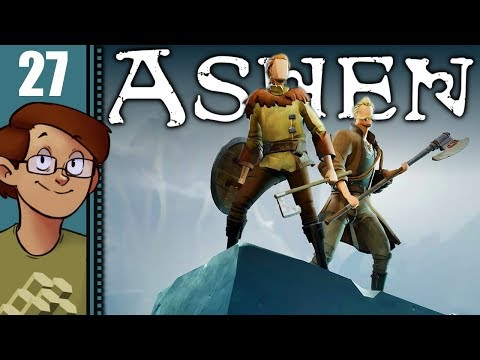 Let's Play Ashen Part 27 - A Welcome Sight thumbnail