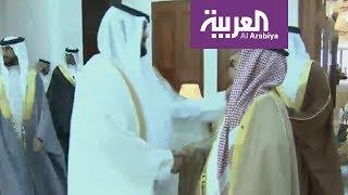 ملك البحرين يستقبل الشيخ سلطان بن سحيم آل ثاني