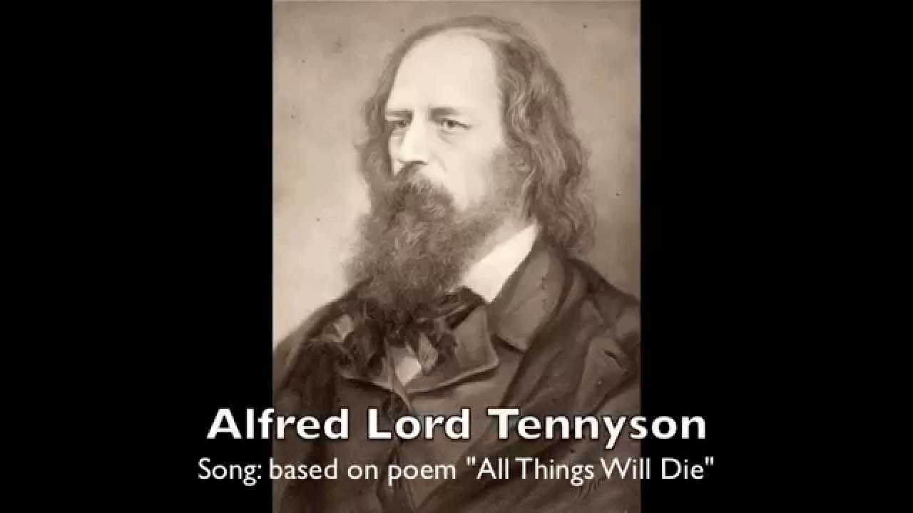 alfred lord tennyson song project