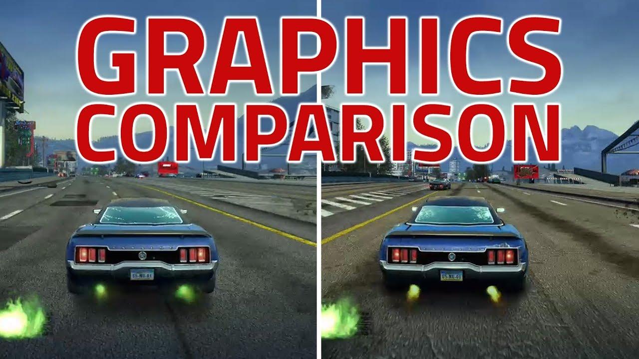Burnout Paradise Remastered Graphics Comparison | Xbox 360 ...