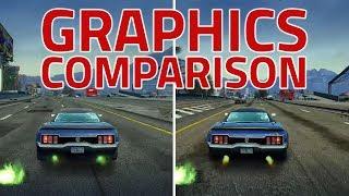 Burnout Paradise Remastered Graphics Comparison | Xbox 360 vs Xbox One