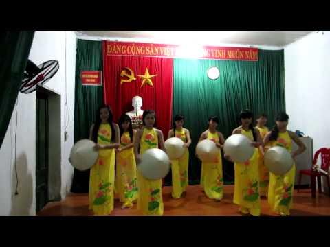 Bài múa Quê hương