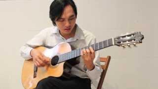 Chiều Moskva (Подмосковные Вечера) - Guitar Solo (Độc Tấu Guitar) - Guitarist Nguyễn Bảo Chương