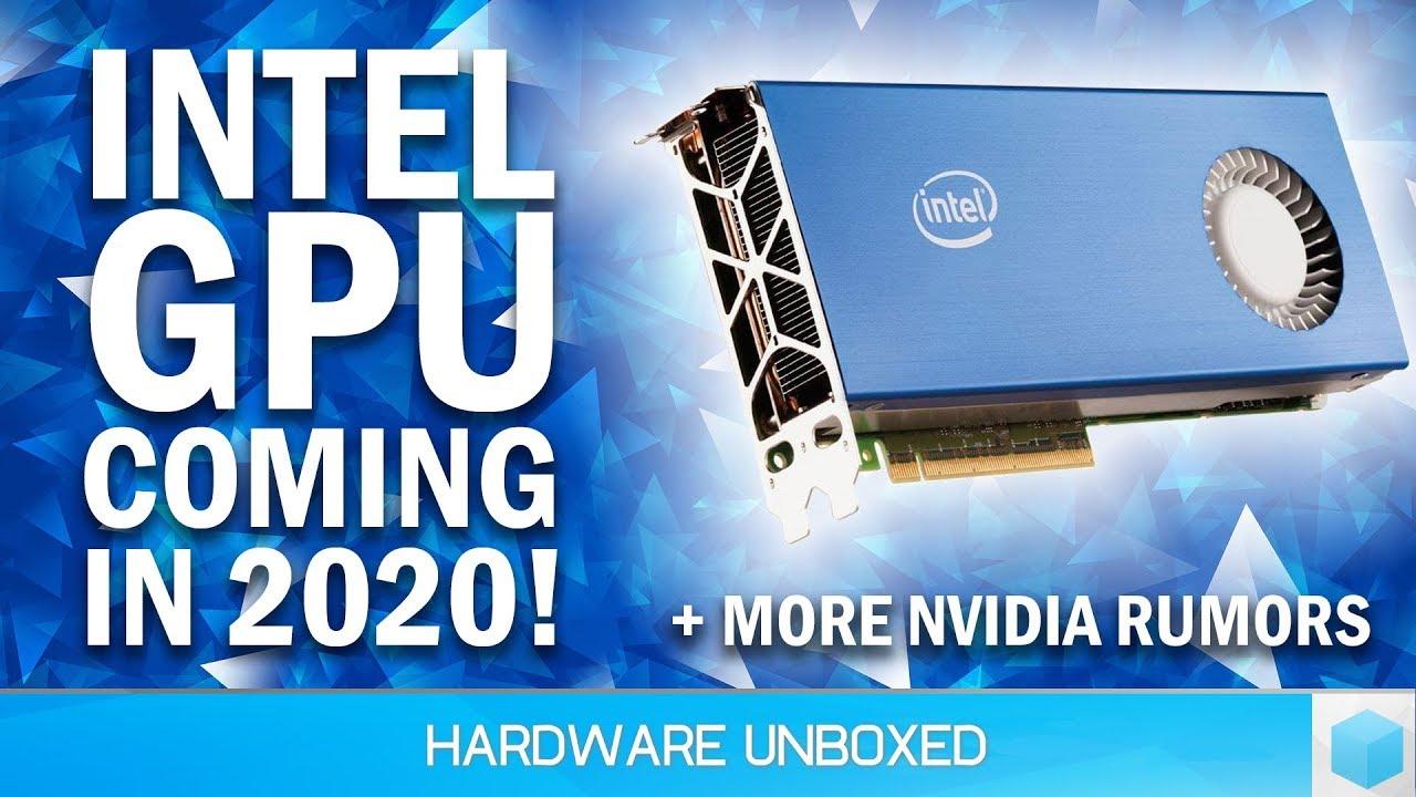 Nvidia New Gpu 2020.News Corner Intel Gpu In 2020 Nvidia Briefing Partners On New Gpus