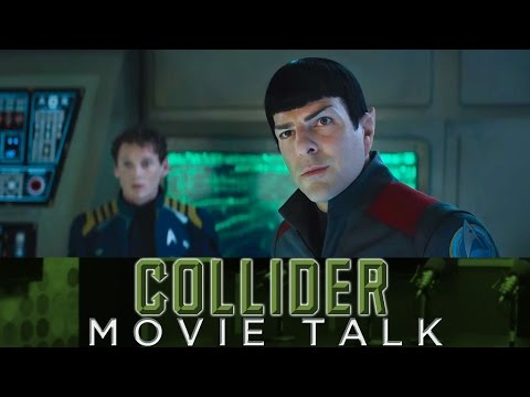Collider Movie Talk - Final Star Trek Beyond Trailer