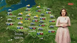 Prognoza pogody 13.03.2019
