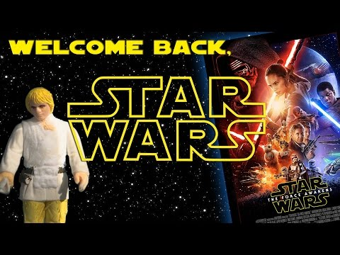 Welcome Back, Star Wars!